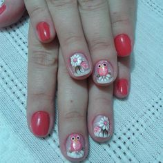 nails Menta Chocolate, Erika, Diana, Projects To Try, Nails, Beauty, Beautiful, Cute Nails, Work Nails