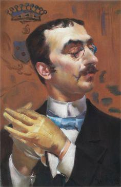 French Painter Henri de Toulouse-Lautrec - Giovanni Boldini