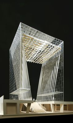 Digital Fabrication by Claudio Martonffy, via Behance