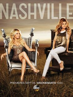 """ABC just revealed the key art for """"Nashville"""" Season 2, and no surprise here: Juliette is still gunning for Rayna. But since Rayna starts off this season in a coma, she doesn't have time for a petty rivalry."""