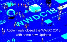 Apple iOS WWDC 2018 closed successfully. It was an event that will benefit the iOS developers and help them plan the year better. Ios Application Development, App Development, Ios Developer, News Update, Apple, How To Plan, Apple Fruit, Apples