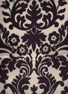 Mimmo Tuxedo - www.BeautifulFabric.com - upholstery/drapery fabric - decorator/designer fabric