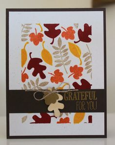 Little Bay Stampin': CCC#044: September Cards Challenge - Fun with Masks
