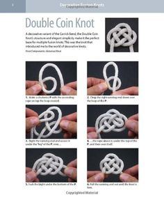 PICTORIAL, double coin knot by beryl