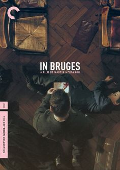 """alexseder: """" I made a fake Criterion cover for my favorite movie, In Bruges by Martin McDonagh. Movie Poster Art, Poster S, Great Films, Good Movies, Alternative Movie Posters, Cinema Posters, Movie Wallpapers, Film Music Books, Cool Posters"""