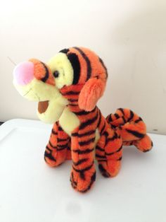 Disney 13 Quot Winnie The Pooh Tigger Plush By Applause