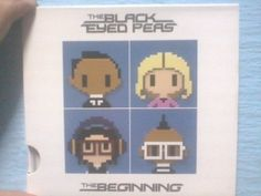 Cd The Black Eyed Peas  The Beginning 2010