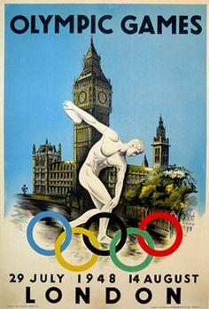 Los Juegos Olímpicos.     En verano pasado, fui a ver a los Juegos Olímpicos.
