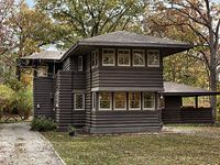 Frank Lloyd Wright's Millard House Returns With New Photos, Same $799K Ask - Wright Stuff - Curbed Chicago