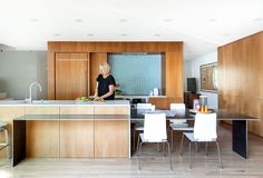 A Completely Dysfunctional Nevada Kitchen Becomes Everyone's Favorite Spot for Parties | Dwell