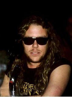 Hot, James Hetfield, and metallica image