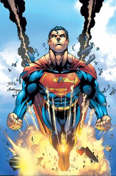 Superman by Ed Benes, John Byrne and Nelson