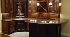1000 images about real spaces on pinterest mid - Mid continent cabinets ...