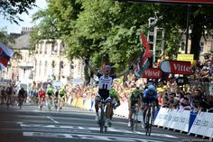 Tour de France win at top of Parliament Street