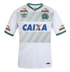 2016-17 Chapecoense de Futebol Away White Thailand Soccer Jersey Cheap Football  Shirts 55d422581