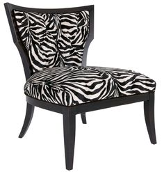 Image detail for -Zebra Print Furniture for the Office | The Office Stylist