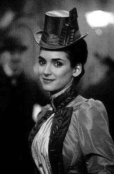 Elizabetta. Dracula. Winona Ryder.