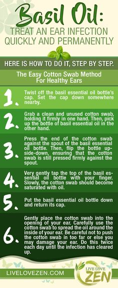 Facts About Basil Essential Oil That Will Blow Your Mind Basil Oil: Treat an Ear Infection Quickly and PermanentlyBasil Oil: Treat an Ear Infection Quickly and Permanently Basil Essential Oil, Are Essential Oils Safe, Essential Oils For Headaches, Essential Oil Bottles, Doterra Essential Oils, Young Living Essential Oils, Essential Oil Blends, Oils For Ear Infection, Ear Infection Remedy