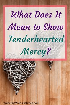 God calls us to clothe ourselves with tenderhearted mercy. This isn't some large mission, we can show tenderhearted mercy to many people every single day. Christian Living, Christian Life, Acts Of Love, Thing 1, Sisters In Christ, Postpartum Recovery, Small Moments, Work From Home Moms, Finding Joy