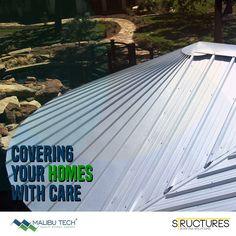 Every roof becomes a masterpiece when executed by professionals at Malibu Tech.#MalibuTech #Roofing