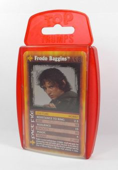 Top Trumps - Lord of the Rings - The Two Towers - Complete Set (1)