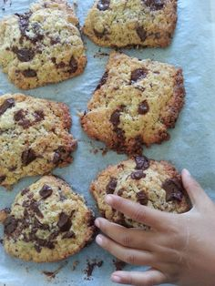 La recette parfaite du cookie.
