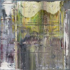 Gerhard Richter  Haggadah  2006 152 cm x 152 cm Werkverzeichnis: 895-10  Öl auf Leinwand