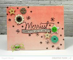 Merriest Christmas! by Gayatri Murali at @Studio_Calico