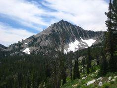 Trinity Mountain