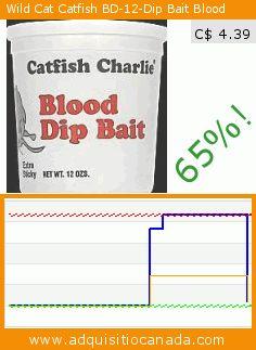 Wild Cat Catfish BD-12-Dip Bait Blood (Sports). Drop 65%! Current price C$ 4.39, the previous price was C$ 12.63. https://www.adquisitiocanada.com/wildcat/wild-cat-catfish-bd-12