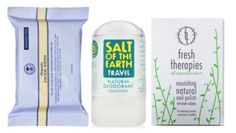 From natural cleansing wipes that remove nail varnish to a no-white-marks natural deodorant stick in a smaller size, these space-saving wonders are the ultimate in natural, travel-sized beauty, helping you to stay fresh and cleanse fast. Stay Fresh, Natural Deodorant, Summer Beauty, Packing Light, Trendy Colors, Space Saving, Cleanse, Organic, Nails
