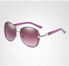 Luxury Oval Sunglasses – Hello Moa