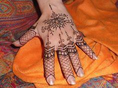 Henné du Rajasthan
