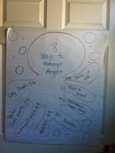 Ocean Floor to Classroom Door - anger management