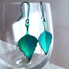 Zbigniew Michałowski titanium earrings