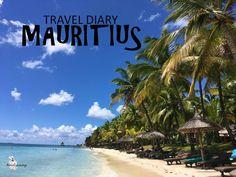 Travel video of Mauritius