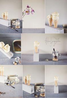 HelenaLjunggren.com – Gastronomisk fotografipassion – matblogg » MANGO- OCH VITCHOKLADGLASS