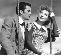 The Valley of Decision. Great movie. Gregory Peck. and Greer Garson