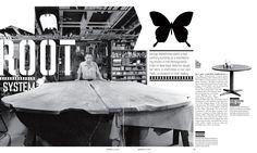 metropolis magazine LAYOUT - II