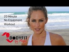 20 Minute No Equipment Workout - YouTube