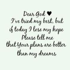 Immanuel: Dear God