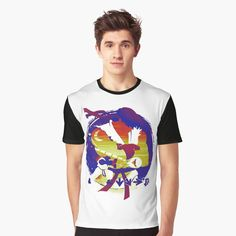 Ryu Street Fighter, Street Fighter Characters, My T Shirt, Chiffon Tops, Tank Man, Character Design, Printed, Awesome, Mens Tops
