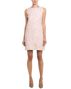 RED Valentino Camel Boucle Dress