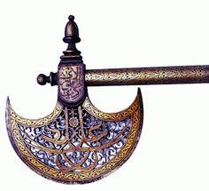 Ottoman axe