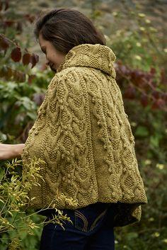 Ravelry: Adwen Cape pattern by Judy Furlong free