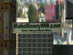 Make Money World Wide with the Most Powerful society software on the web today! visit: http://www.makemoneyww.com