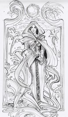 Image result for bennett klein colouring pages