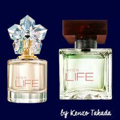 Avon Life-parfum by Kenzo Takada Celebrul creator de parfumuri și designer…