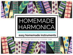 Homemade Harmonica