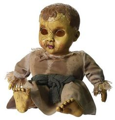 Haunted Doll With So